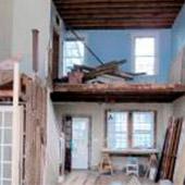 снимка ремонт сграда