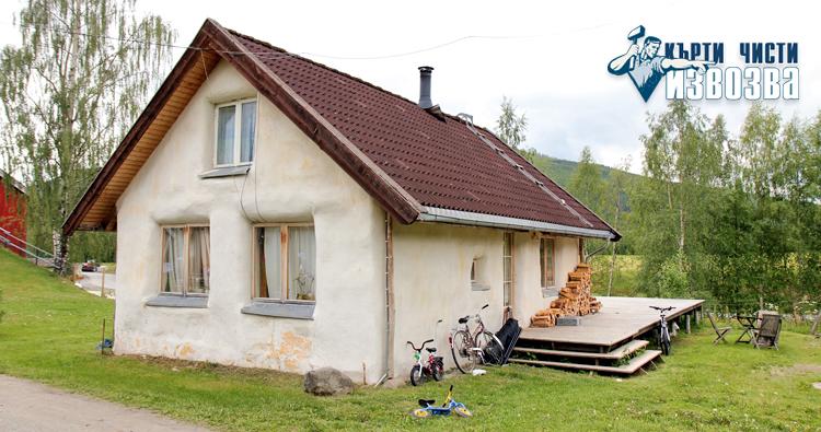 стара къща