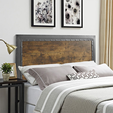 дървена дъска за легло